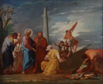 Die Berufung des Petrus
