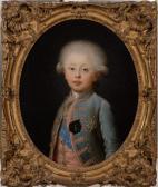 Porträt von Louis-Antoine de Bourbon, duc d'Angouleme (1775 - 1844)