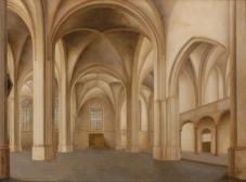 Interieur der Kirche der heiligen Cunera in Rhenen